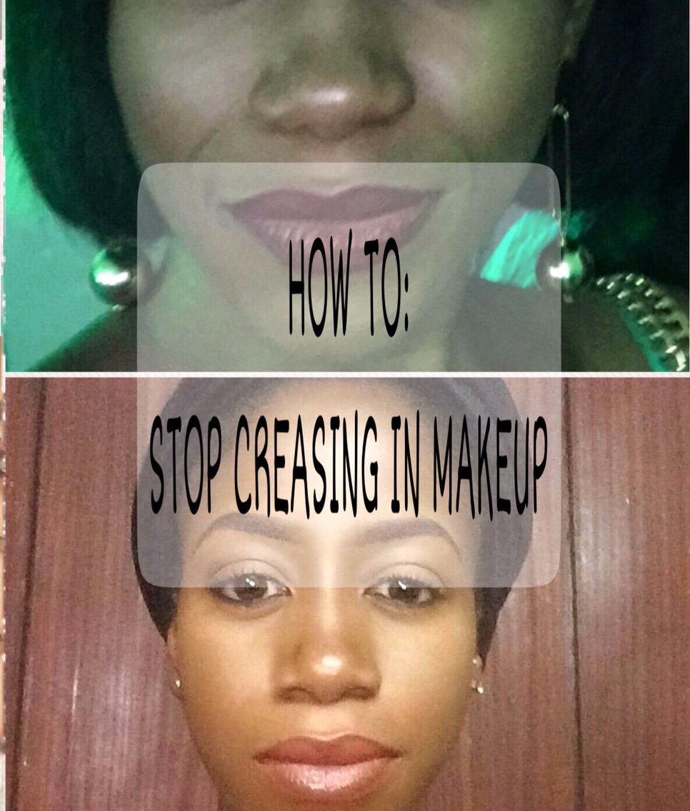 HOW TO: AVOID CREASING/FINE LINES IN YOUR MAKEUP