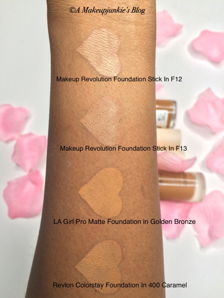 Fast Base Foundation Stick by Revolution Beauty #20